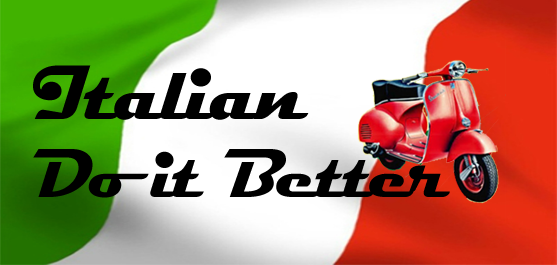 italian do it better